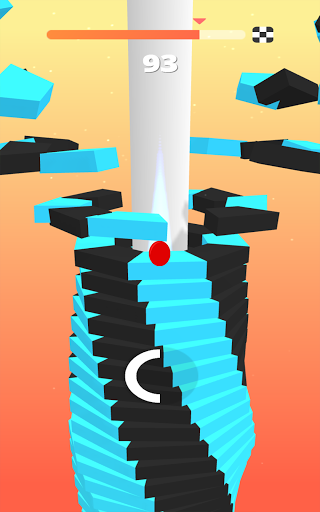 Helix Stack Blast 3D u2013 Smash Jump Ball Tower Fall 1.0.5 screenshots 14