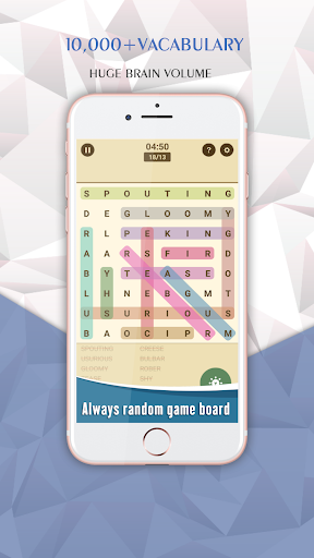 Word Search Puzzle  screenshots 2