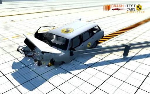 Car Crash Test VAZ 2104 screenshot 7