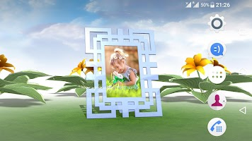 Photo Frame Live Wallpaper