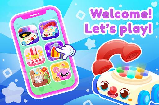 Baby Carphone Toy Kids game | games for kids  screenshots 6