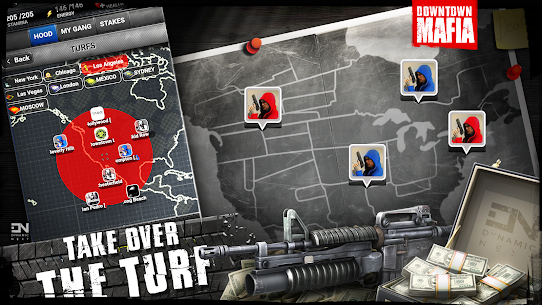 Downtown Mafia  Gang Wars Mobster Game Free Online Apk Download 5
