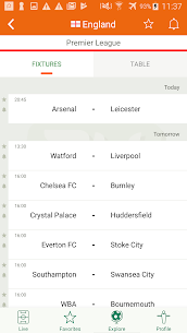 Futbol24 – soccer live scores & results 5