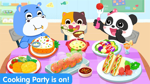 Baby Panda: Cooking Party  screenshots 10