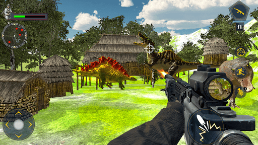 Deadly Shores Dinosaur Hunting 2019: New Sniper 3D  Screenshots 4