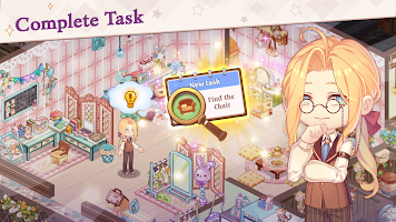 Kawaii Mansion: Adorable Hidden Objects Game