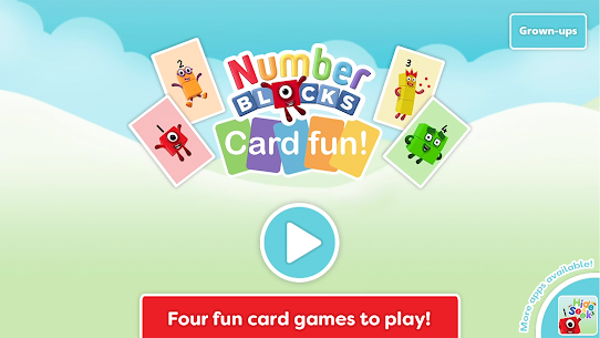 Numberblocks: Card Fun!  For Pc | How To Use (Windows 7, 8, 10 And Mac) 1