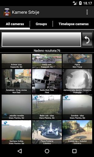Webcams Belgrade and Serbia 8.6.3 screenshots 2