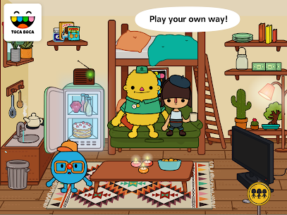 Toca Life: Town  For Pc – Free Download And Install On Windows, Linux, Mac 1