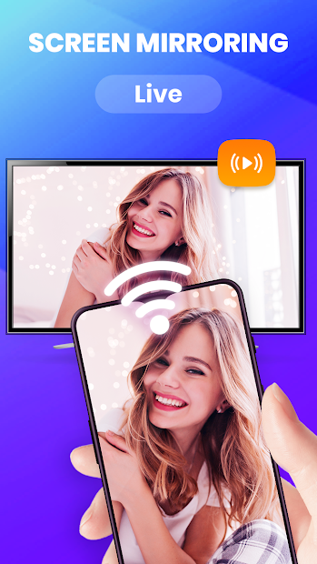Screen Mirroring - Smart View & Wireless Display screenshot 3