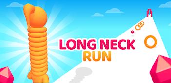 Jugar a Long Neck Run gratis en la PC, así es como funciona!