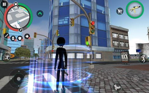 Stickman Rope Hero 2 Mod Apk (Add Exp/Unlimited Coin) 4