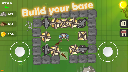 Zombies.io Build&Survive android2mod screenshots 1