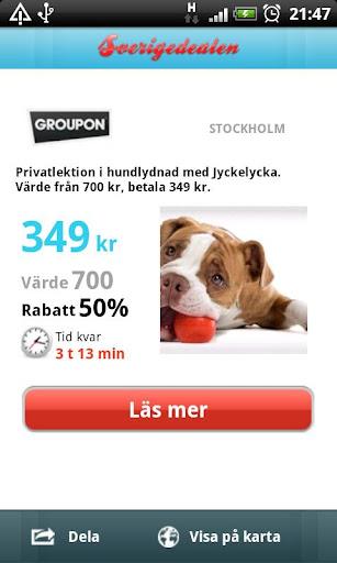 Sverigedealen For PC Windows (7, 8, 10, 10X) & Mac Computer Image Number- 7