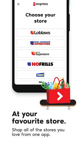 PC Express u2013 Online Grocery Made Easy 3.0.1 (270) screenshots 2