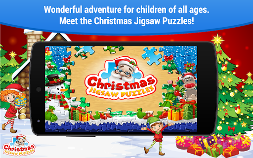 Christmas games 🎅 Puzzles for kids Girls and Boys 1.2.1 screenshots 1
