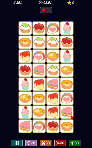 Tile Connect - Onet New Classic Link Puzzle Game 18 screenshots 5