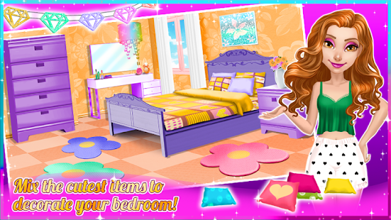 Dream Doll House - Decorating Game Screenshot