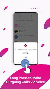 Vani Dialer Mod Apk- Answer Calls By Your Voice (Premium) 3