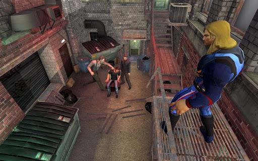 Gangster Target Superhero Games 1.1.9 screenshots 3