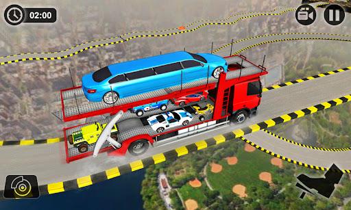 Vehicle Transporter Trailer Truck Game  screenshots 7