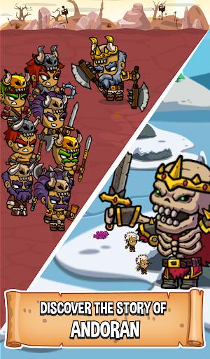 Five Heroes: The King's War  screenshots 18