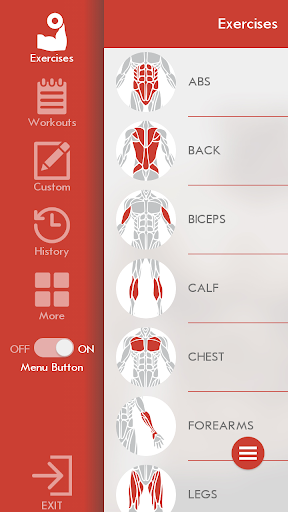Fitness & Bodybuilding  screenshots 3