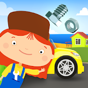 Doctor McWheelie: Logic Puzzles for Kids under 5