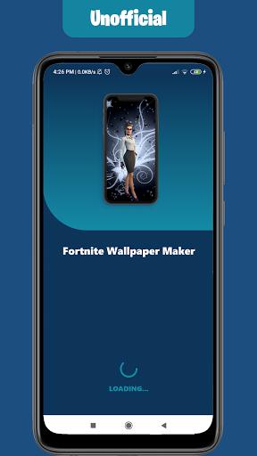 Wallpapers Maker for Battle Royale: All skins 2.0.9 screenshots 1