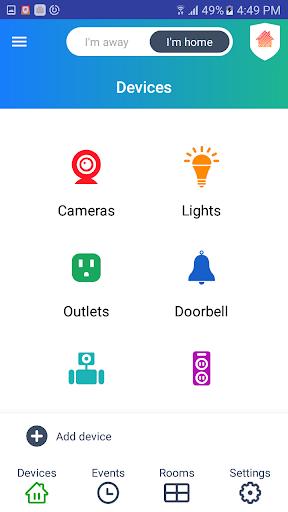 Vivitar Smart Home Security 1.0.159 Screenshots 1