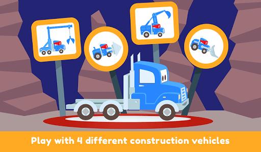 Carl the Super Truck Roadworks: Dig, Drill & Build 1.7.13 screenshots 10