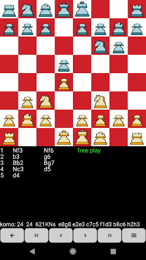 Chess for Android 6.3.1 Screenshots 5