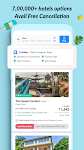screenshot of MakeMyTrip Travel Booking: Flights, Hotels, Trains