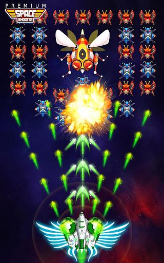 Space Shooter: Alien vs Galaxy Attack (Premium) filehippodl screenshot 13