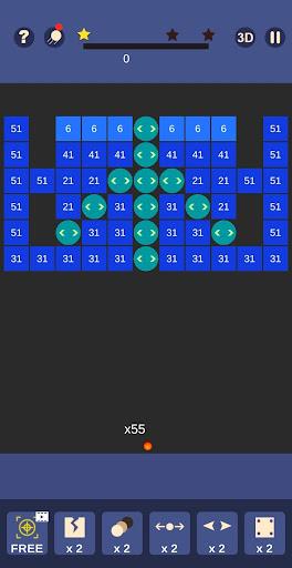 Bricks and Balls - Bricks Breaker Crusher 1.4.8.7 screenshots 5