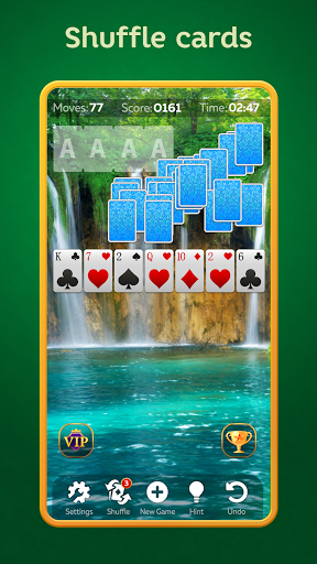 Solitaire Play - Classic Free Klondike Collection  screenshots 2