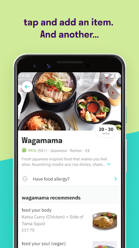Deliveroo: Takeaway food android2mod screenshots 3