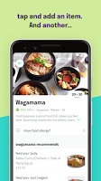 screenshot of Deliveroo: Takeaway food