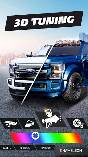 FormaCar Custom 3D tuning. Customize & Build a car  screenshots 1