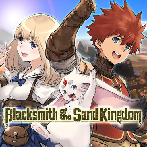 RPG Blacksmith of the Sand Kingdom