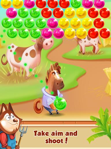 Bubble Shooter - Bubbles Farmer Game  screenshots 9