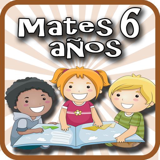 Matemáticas 6 años