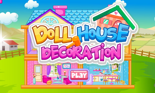 Free Doll House Decoration 5