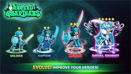 Epic Knights: Legend Guardians - Heroes Action RPG screenshots 1