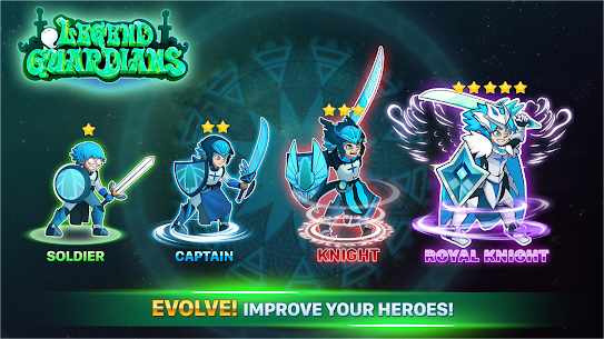 Epic Knights MOD Apk 1.1.1 (Unlocked) 1
