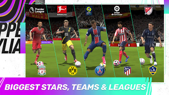 """Download FIFA Soccer 2021  """"FIFA Mobile 2021"""" football game for Android 1"""