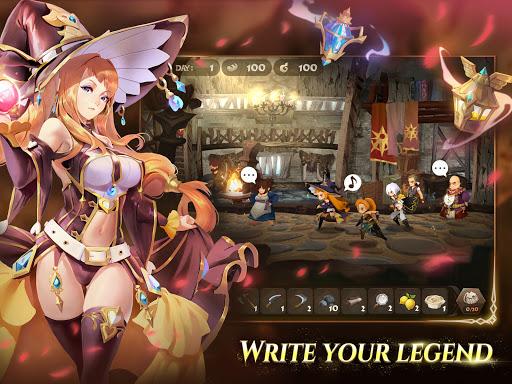 Sdorica: Puzzle & Tactical RPG screenshots 18