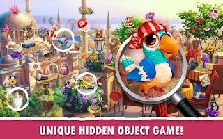Hidden Object Games Free 100 levels :Night Hunter