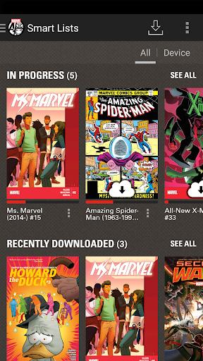 Marvel Comics  Screenshots 2