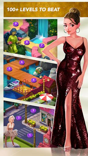 Code Triche Glamland: Fashion Game with Judging & Styling (Astuce) APK MOD screenshots 3